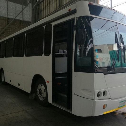 autobus traslados