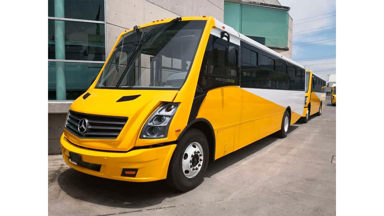 Autobus amarillo